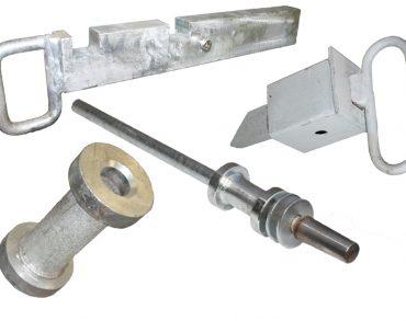 Locking parts