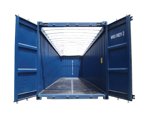 Opentopcontainer parts