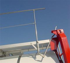Handrail set