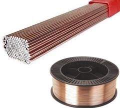 Electroden / lasdraad // Electrodes / Weldingwire