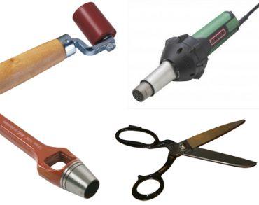 Zeilmakerij gereedschappen / Sail tools