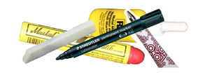 Markeerstiften en Merkkrijt / Markers and Crayon