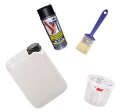 Verf gereedschappen / Paint Tools