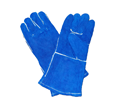 Lashandschoenen/Welding gloves