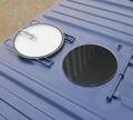 Bulk container parts
