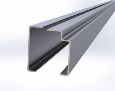 Bottom side rail