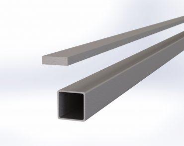 Top side rail