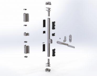 Door Locking Hardware