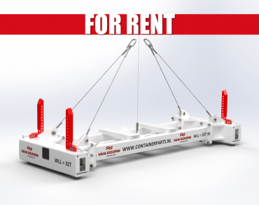 Container Spreaders for Rent